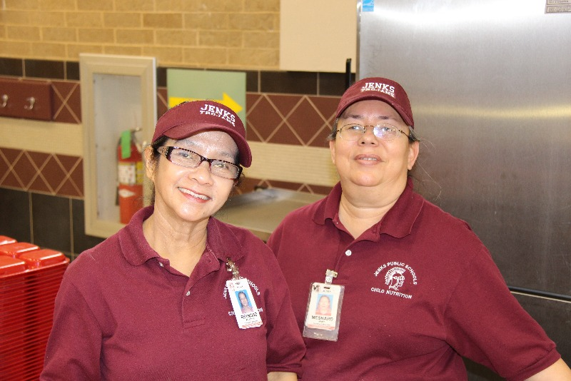 Join the JPS Child Nutrition team!