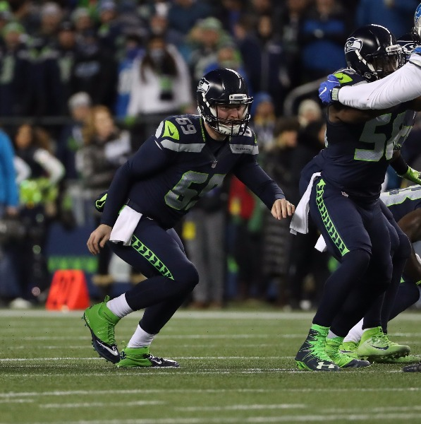 Tyler Ott, a 2010 Jenks grad, is a long snapper for the Seattle Seahawks of the NFL.