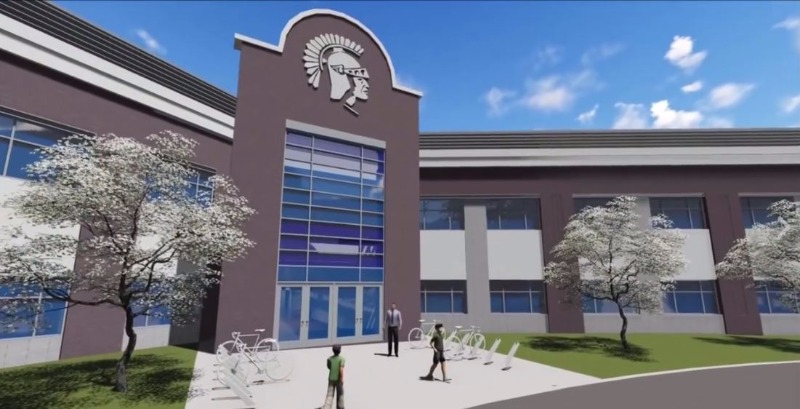 Jenks Northwest Elementary will open in August 2017.